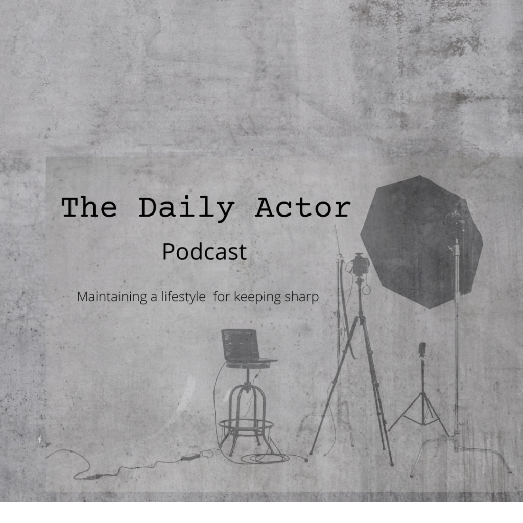 The Daily Actor podcast